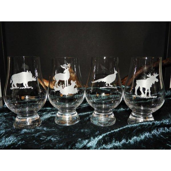 Rom / Whiskyglas
